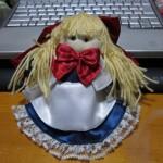 上海人形の縫いぐるみ