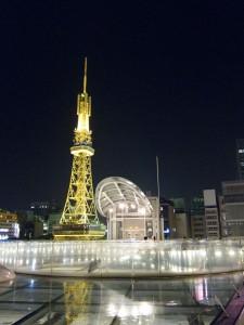 名古屋テレビ塔 アナログ停波前夜 01