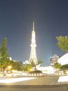 名古屋テレビ塔 アナログ停波前夜 05