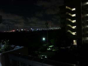 Canon PowerShot S90 夜景