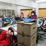 研究室にて(その2)