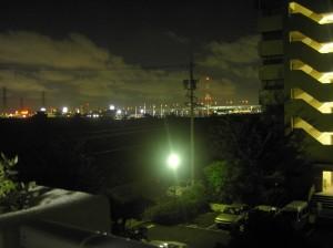 Contax U4R 夜景